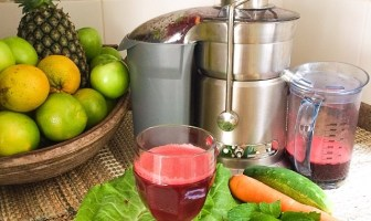 Vegetable Juicing