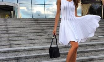 Alaïa Skater Dress