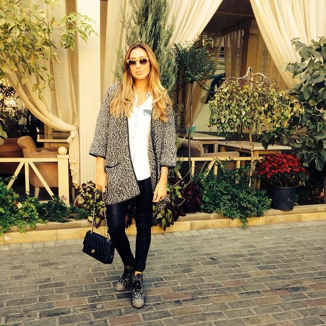 Tweed Jackets & Cardigans