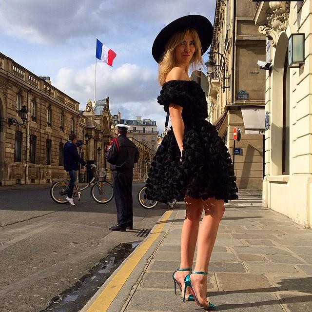 Black Fashion Outfits