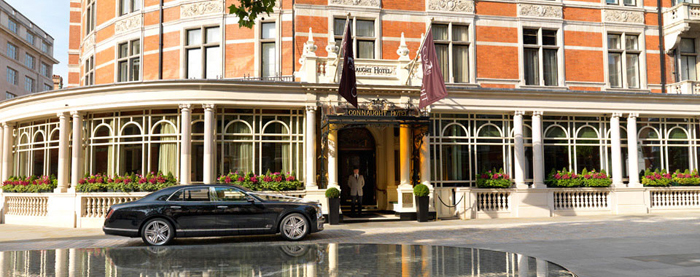 The Connaught Hotel