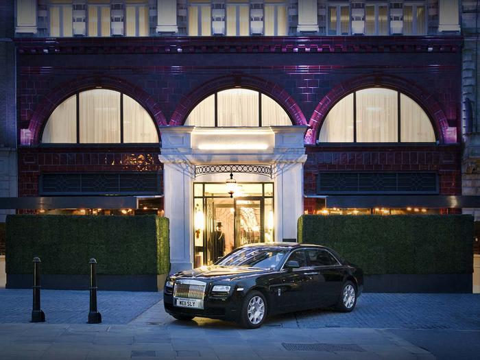 Wellesley Hotel
