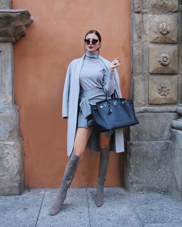 Classy Turtleneck Sweaters