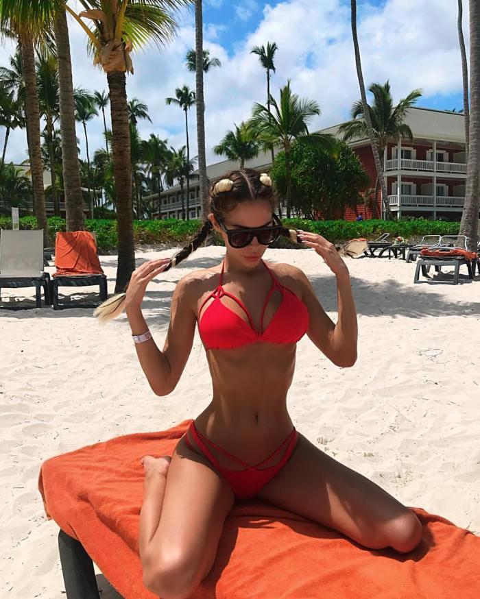 Luxury Bikinis for jet-setters