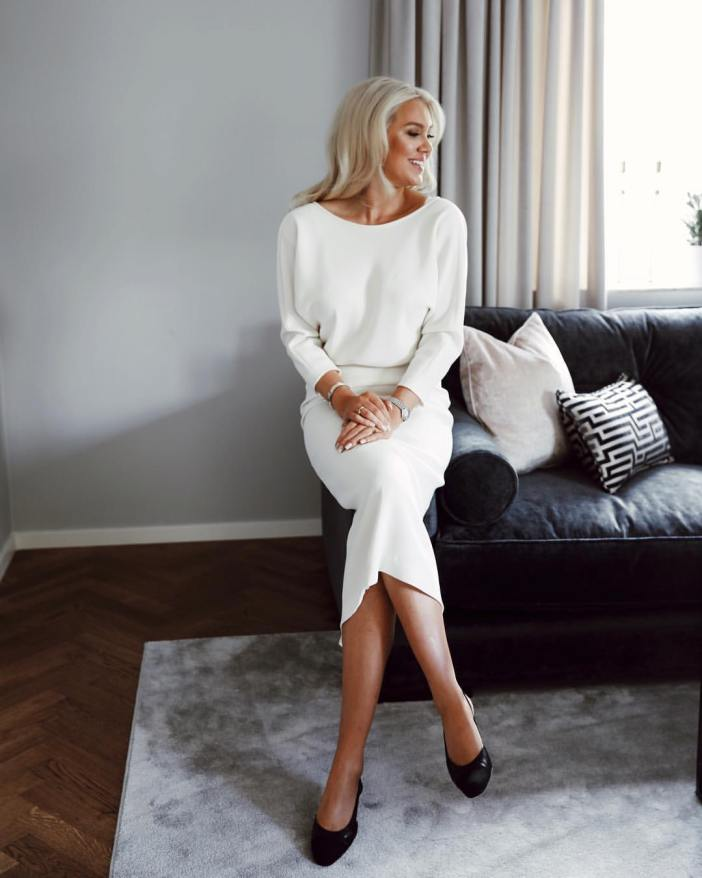 Women with Class and Elegance