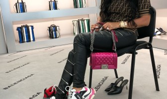 Balenciaga Triple S Ugly Shoe