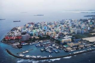 view of Male Maldives