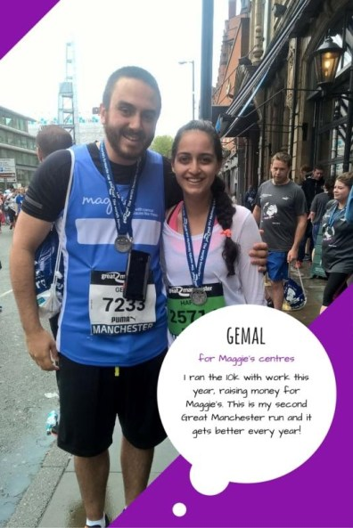 Great Manchester Runner - Gemal