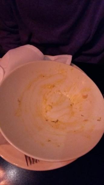 dough manchester empty dinner plate