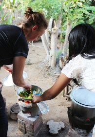 Cooking Class Myanmar 1