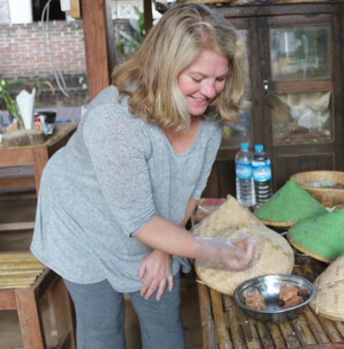 Cooking in Myanmar 3