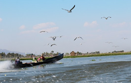 Fishermen of Inle Lake 12039
