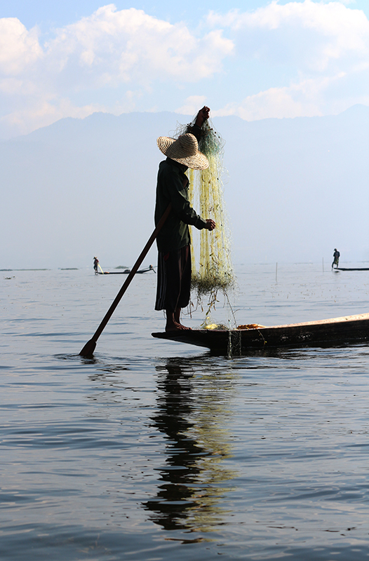 Fishermen of Inle Lake 13