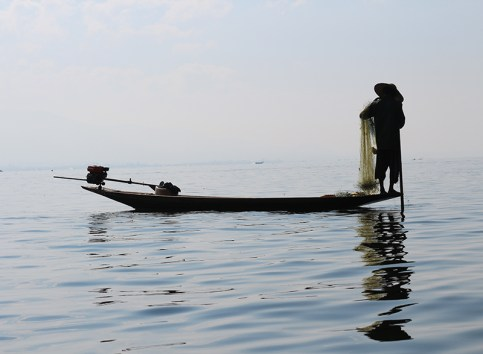 Fishermen of Inle Lake 21