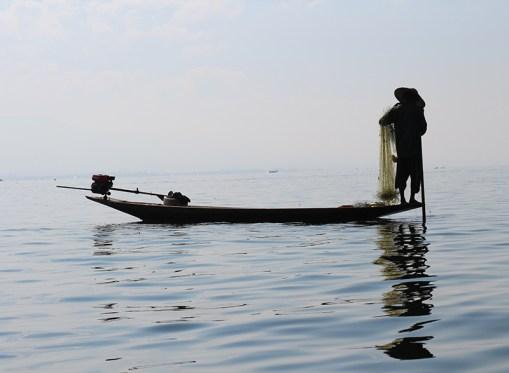 Fishermen of Inle Lake 21