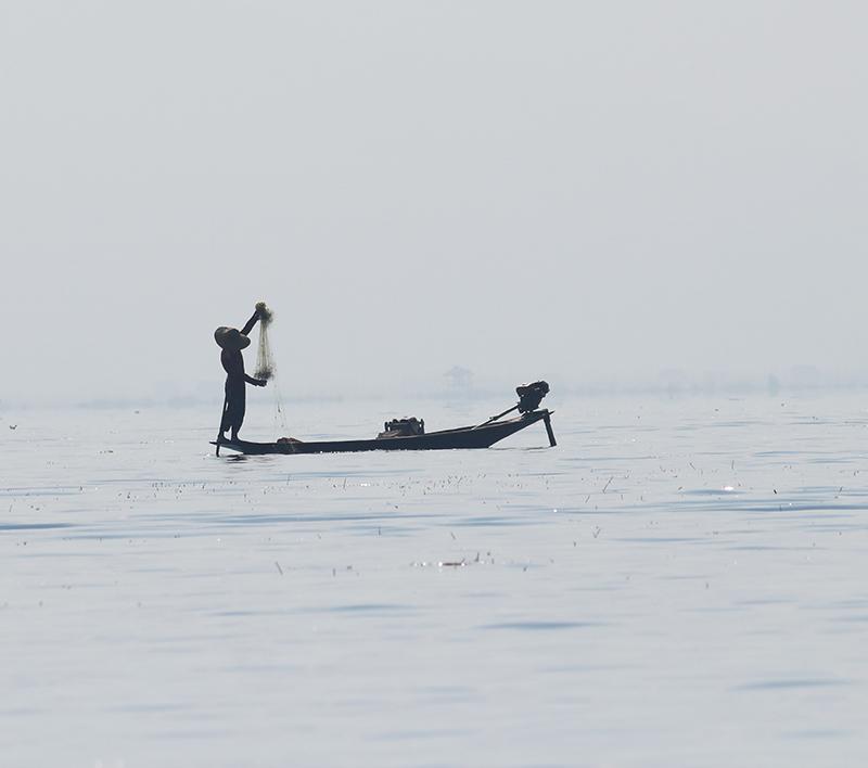 Fishermen of Inle Lake 25