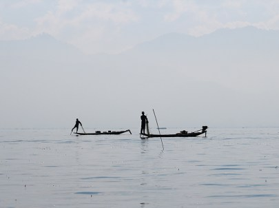 Fishermen of Inle Lake 28