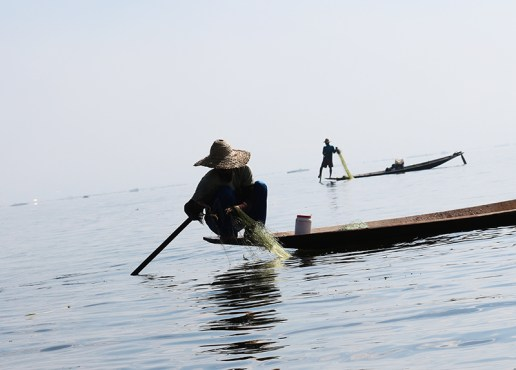 Fishermen of Inle Lake 34