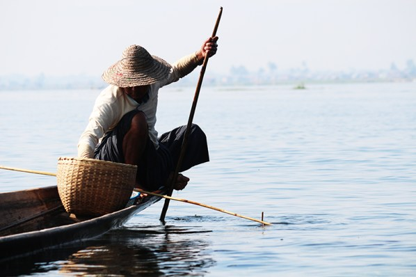 Fishermen of Inle Lake 5