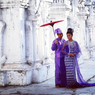 Myanmar week on Instagram, jet set chick 15