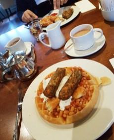Worsley Park Marriott Country Club Breakfast 4