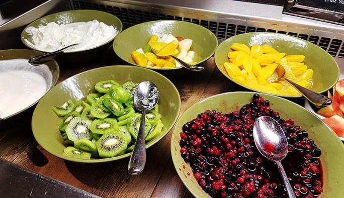 Worsley Park Marriott Country Club Breakfast 5