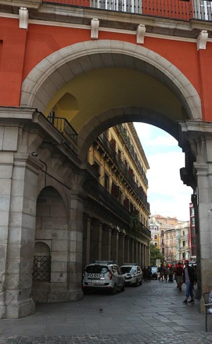 Madrid weekend 26