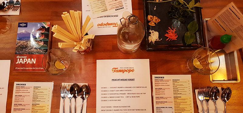 Tampopo Pescatarian Taste Tour Manchester 230