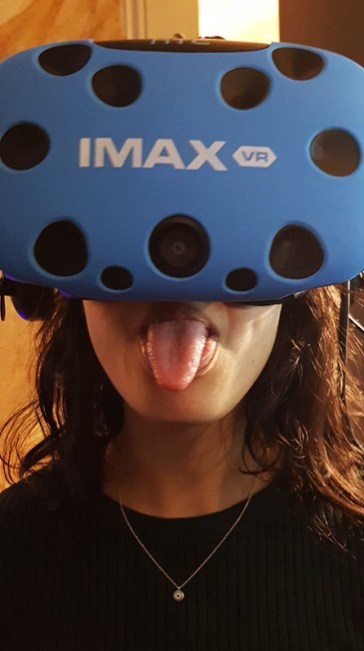 IMAX Virtual Reality Manchester intu Trafford Centre 11