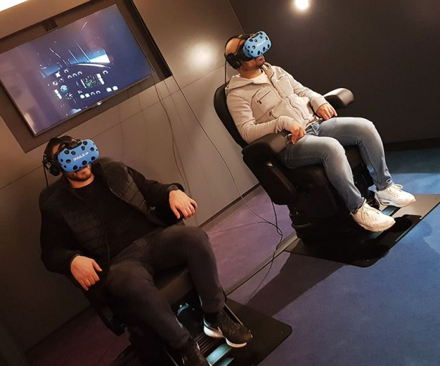 IMAX Virtual Reality Manchester intu Trafford Centre 23