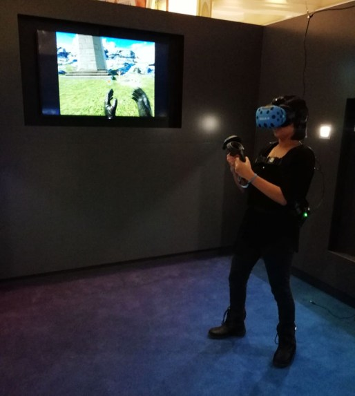 IMAX Virtual Reality Manchester intu Trafford Centre 3