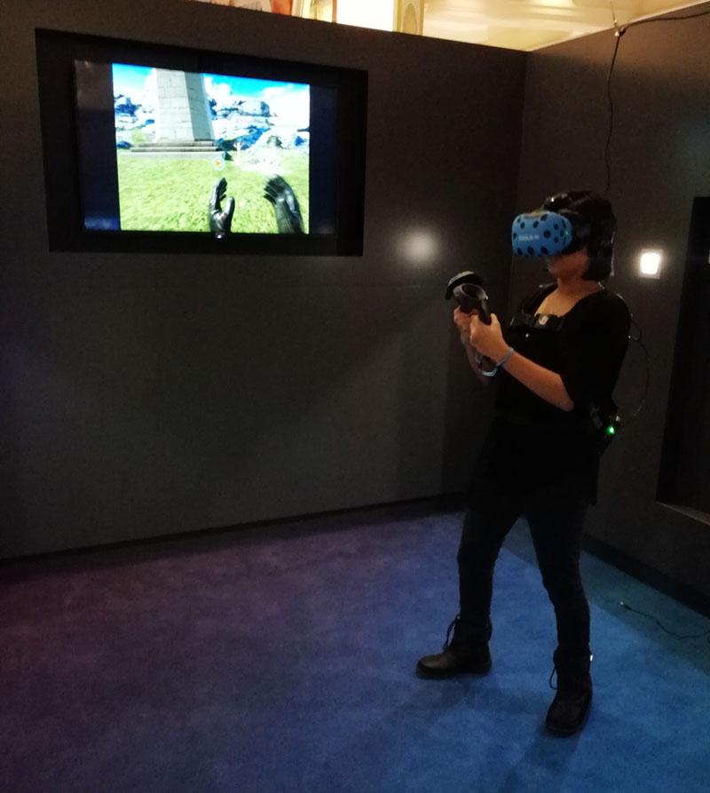IMAX Virtual Reality Manchester intu Trafford Centre 3