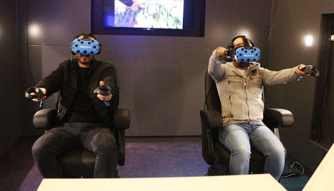 IMAX Virtual Reality Manchester intu Trafford Centre 32