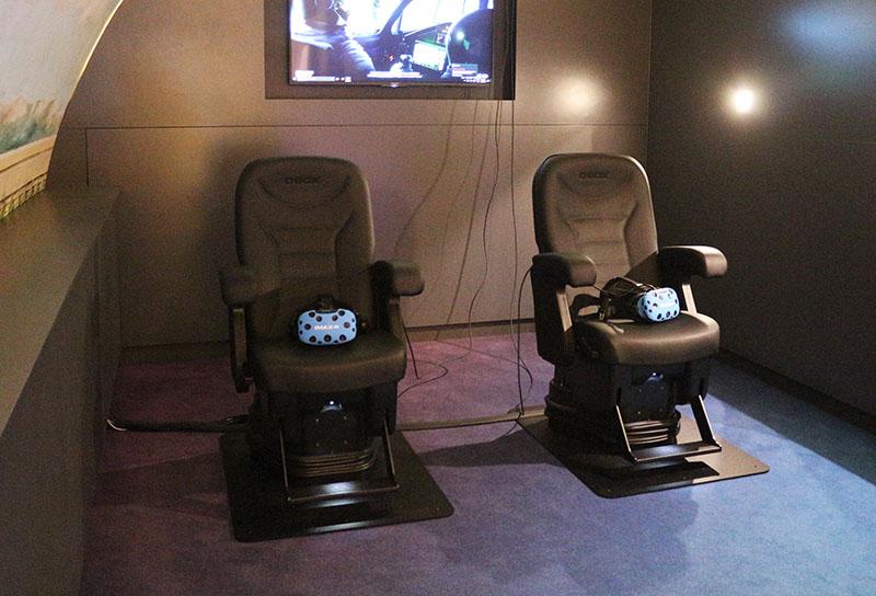 IMAX Virtual Reality Manchester intu Trafford Centre 33