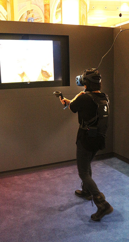 IMAX Virtual Reality Manchester intu Trafford Centre 35