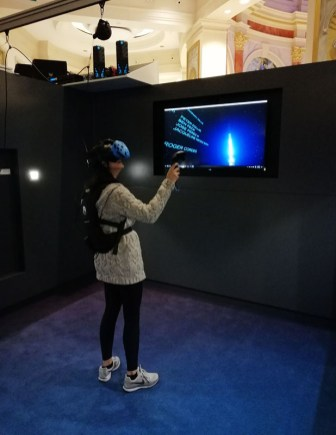 IMAX Virtual Reality Manchester intu Trafford Centre 4