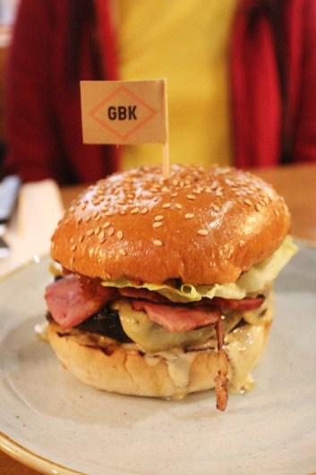 Gourmet Burger Kitchen Oldham 12