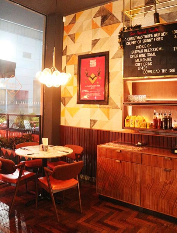 Gourmet Burger Kitchen Oldham 8