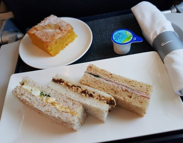 British Airways Business Class 86