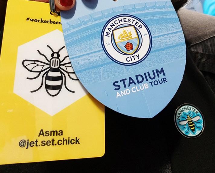 Manchester Worker Bee Weekender 96
