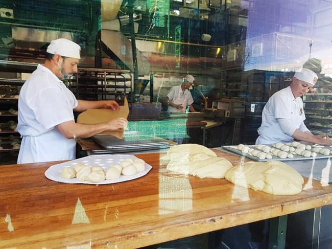 Boudin Bakery 1