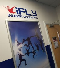 iFly indoor skydiving manchester 15