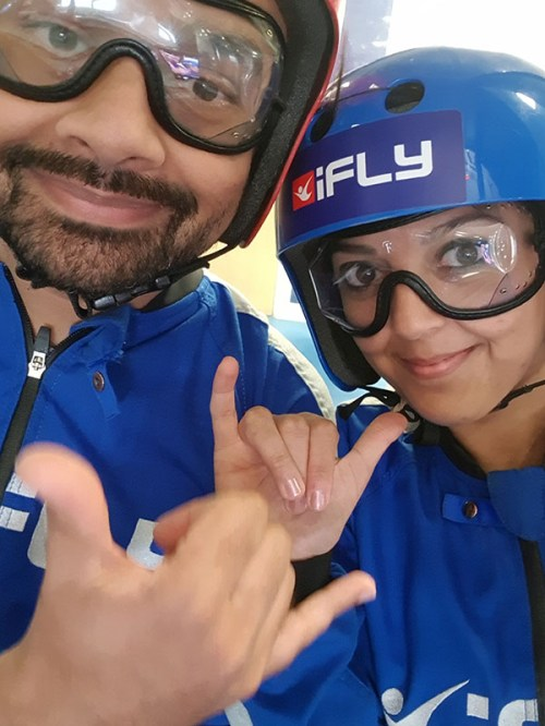 iFly indoor skydiving manchester 24