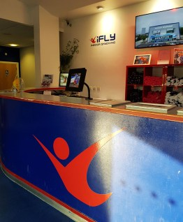 iFly indoor skydiving manchester 4