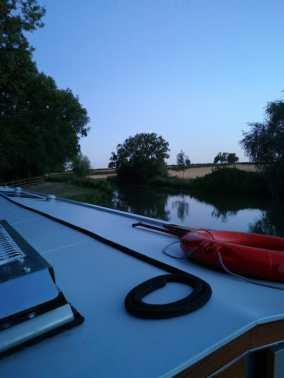 Barge Weekend break Boutique Narrowboats 12