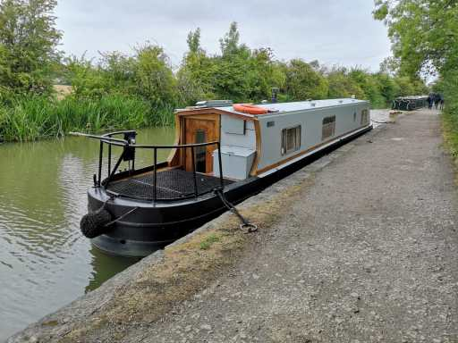 Barge Weekend break Boutique Narrowboats 26