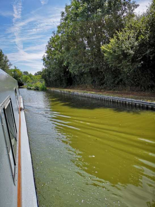 Barge Weekend break Boutique Narrowboats 44