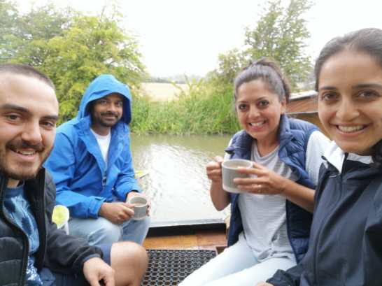 Barge Weekend break Boutique Narrowboats 49