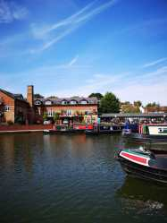 Barge Weekend break Boutique Narrowboats 73