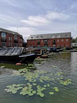 Barge Weekend break Boutique Narrowboats 74
